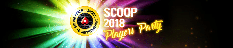 SCOOP 2018 Players Party